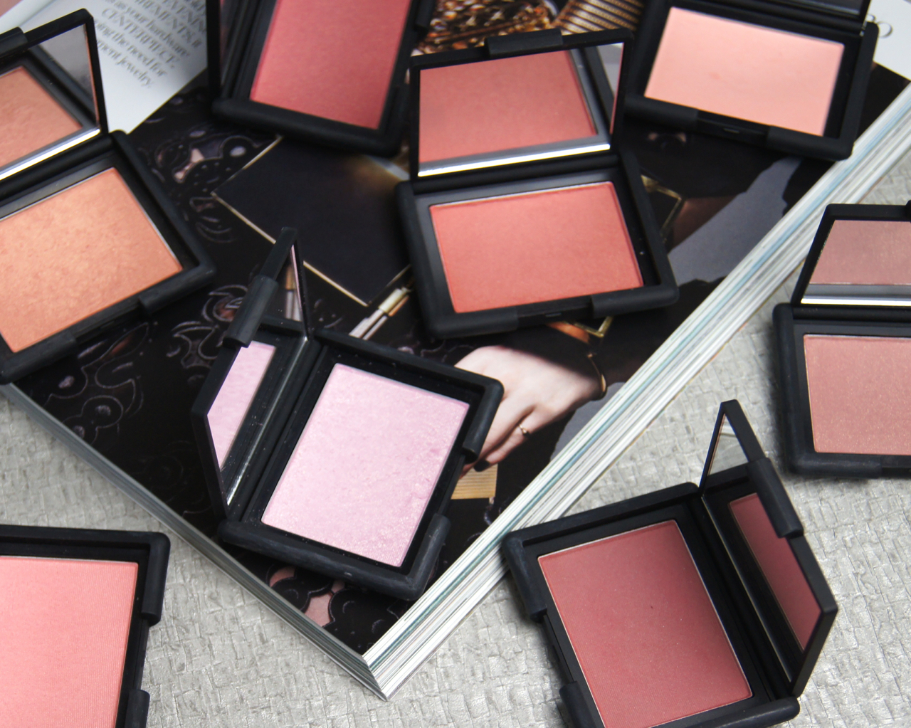 nars powder blush collection review swatches alicegracebeauty uk beauty blog. Black Bedroom Furniture Sets. Home Design Ideas