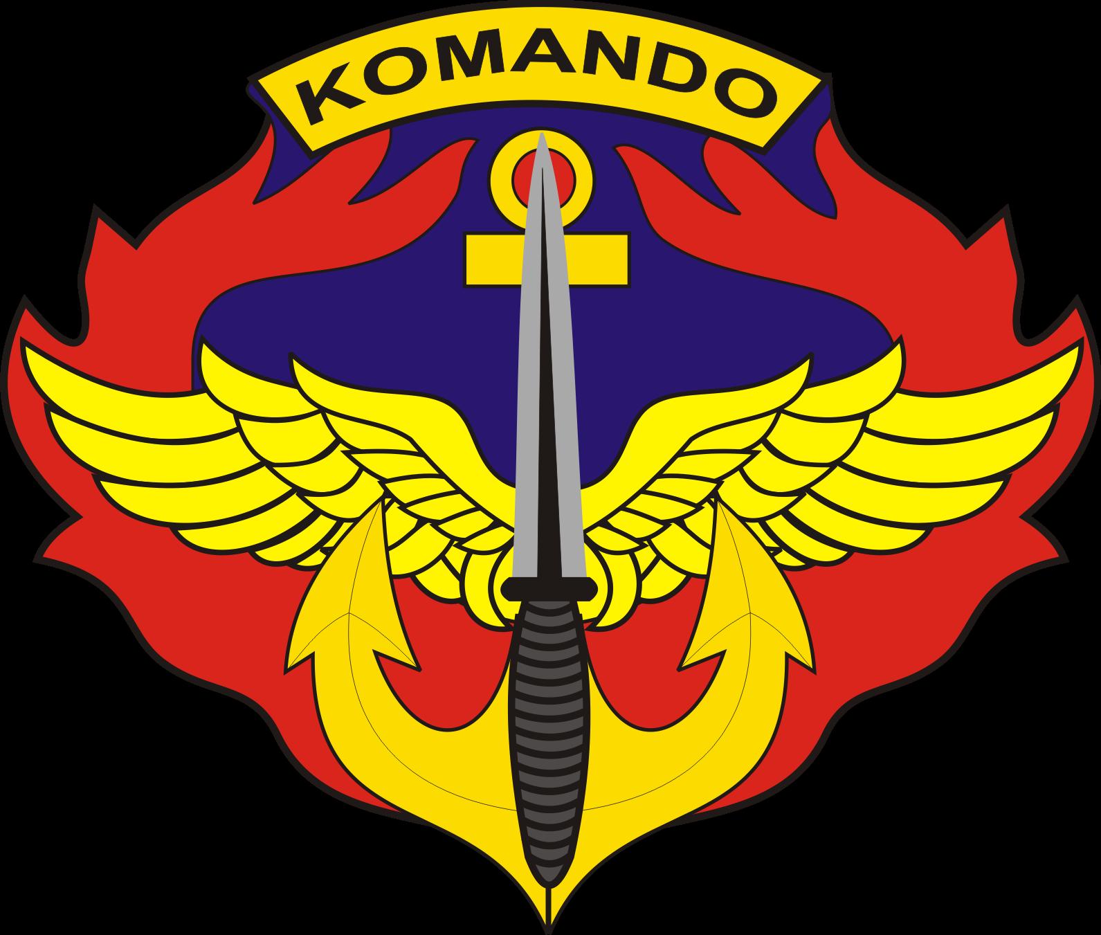 logo vira cakti yudya dan logo komando kumpulan logo