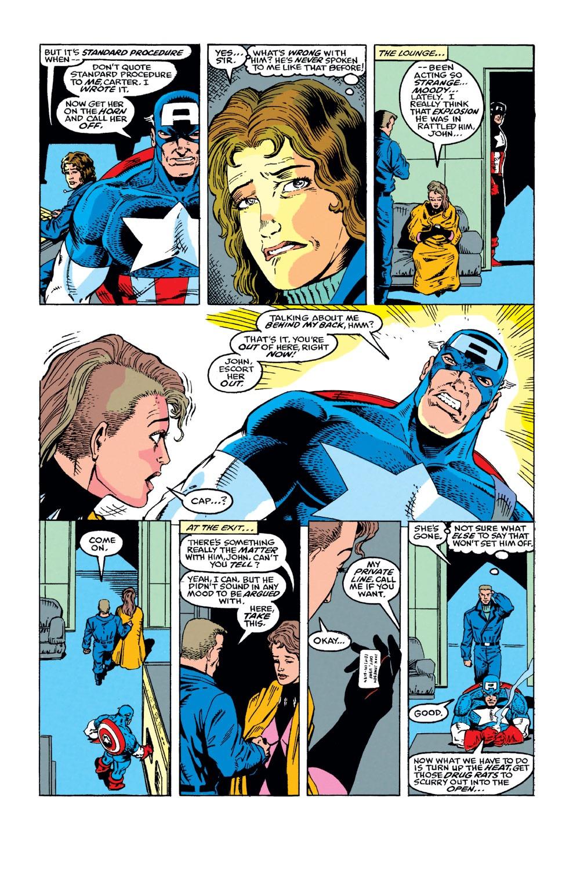 Captain America (1968) Issue #374 #307 - English 11