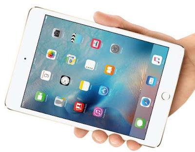 Harga iPad Mini 4 dan Spesifikasinya