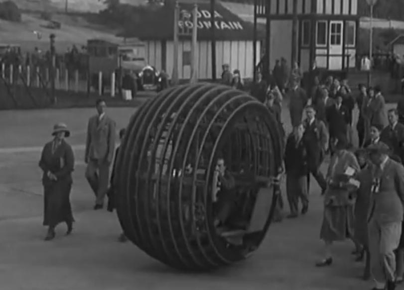 teknoloji köşesi tarihten ilginç bir araç