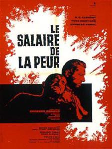 Poster original de El salario del miedo