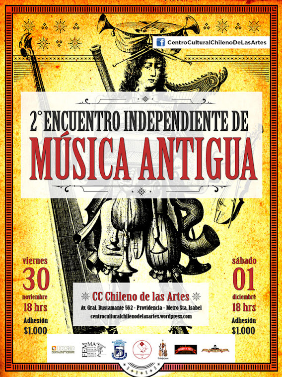 2do Encuentro Independiente de Música Antigua 2012