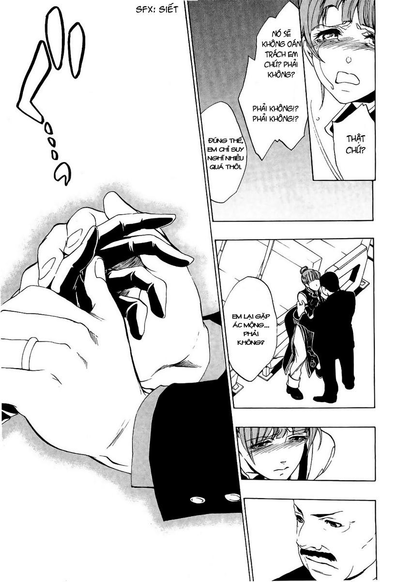 Umineko no Naku Koro ni Episode 3: Banquet of the Golden Witch chap 2 - Trang 38