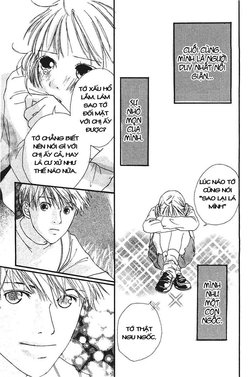 Watashi no Koibito chap 4 - Trang 22