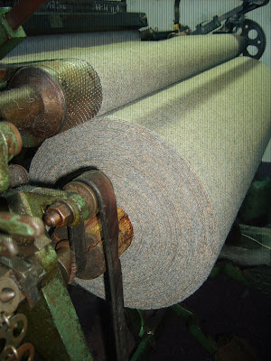 Weaving the Permanent Style Tweed