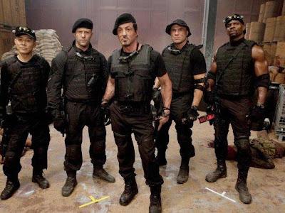 'Los Mercenarios 3' en marcha