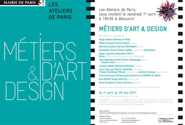 ATELIERS DE PARIS