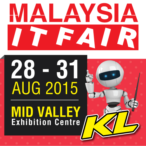 Malaysia IT Fair is Back, New Business Platform, Techbiz, Malaysia IT Fair, Gadget, IT Fair, Mid Valley Exhibition centre, MVEC