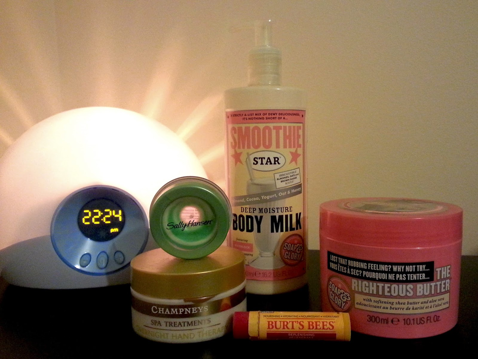 Evening Beauty Skincare Routine