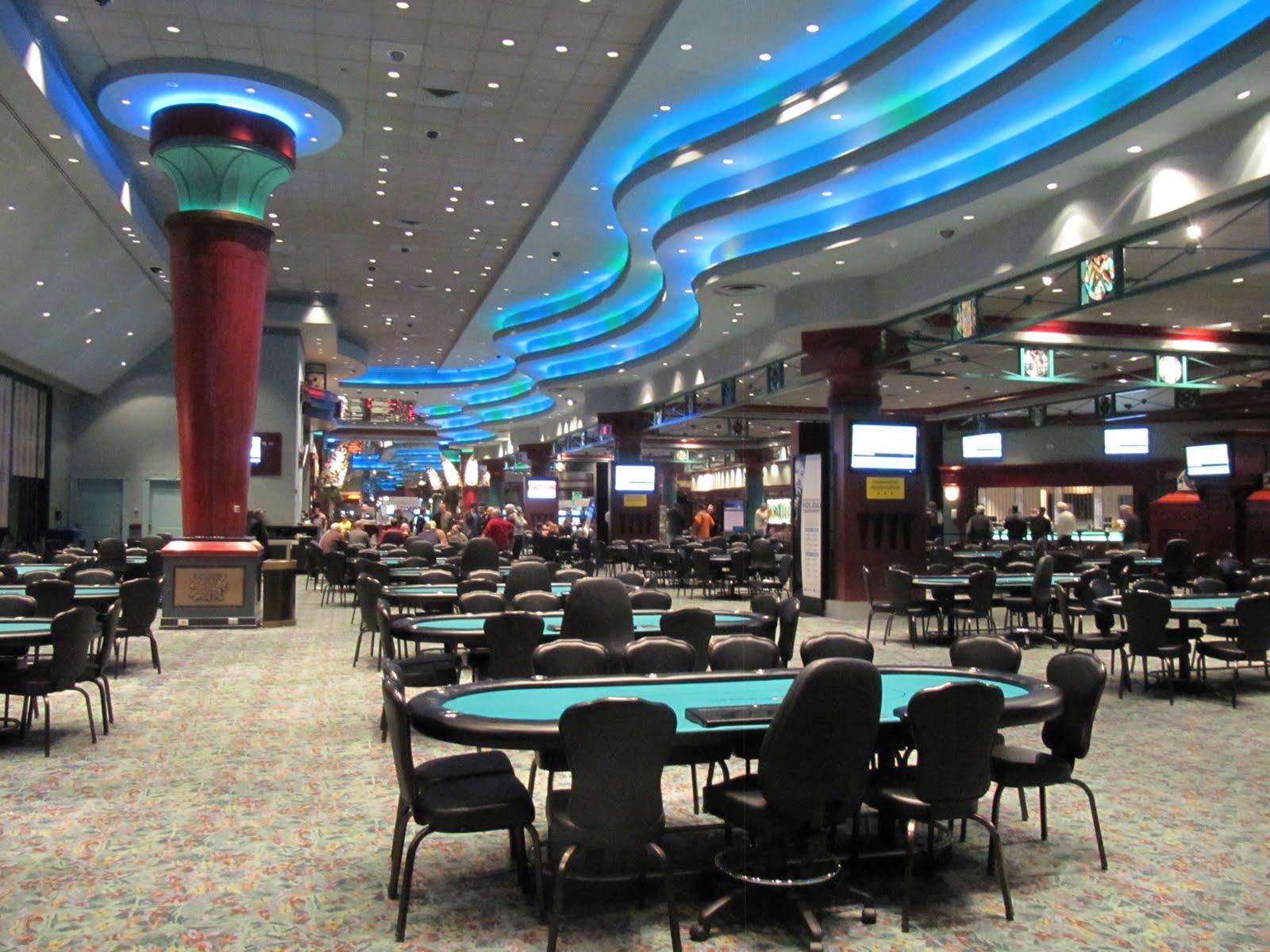 Foxwoods poker tournaments