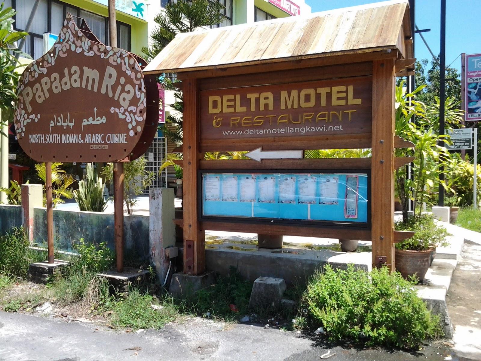 Pulau Pangkor Bajet Termurah 2018 Delta Motel Pantai Cenang Langkawi 2015