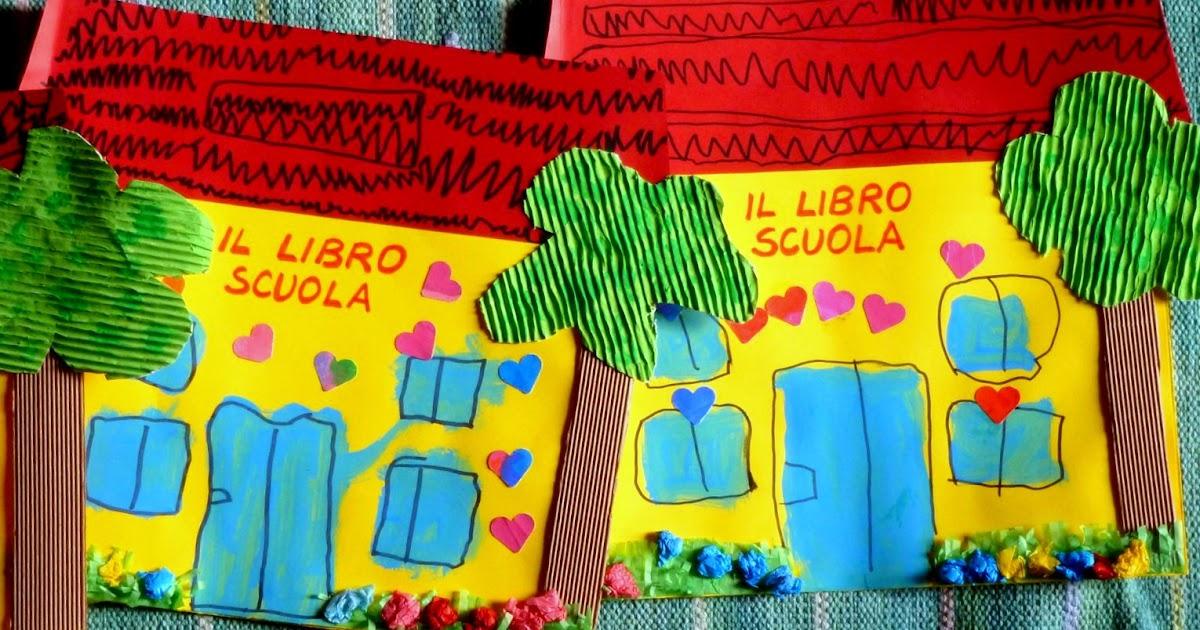 Maestra caterina accoglienza il libro scuola for Lavoretti accoglienza infanzia