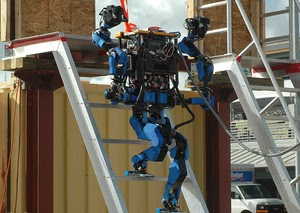 Schaft robot from Google