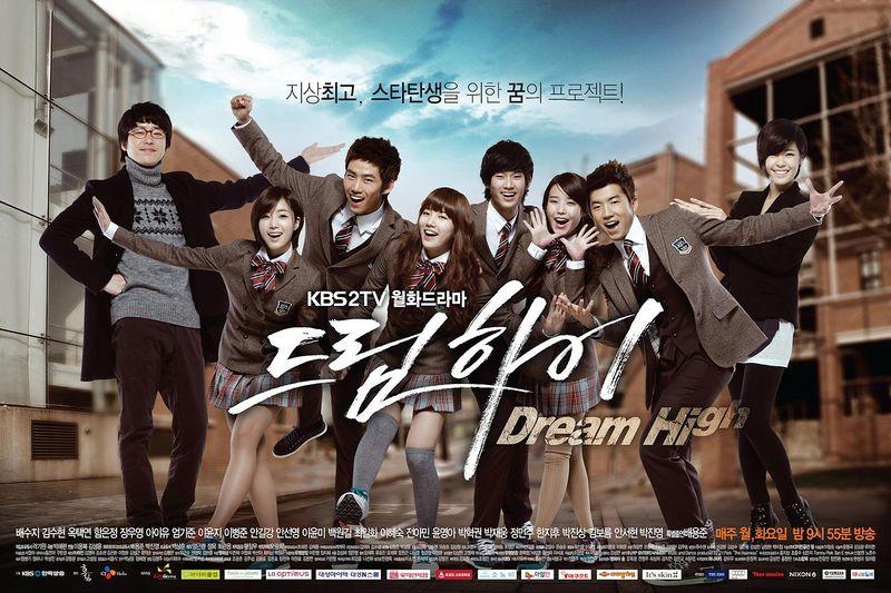 Dream High Season 1 Episodes 1-16 HD XviD [ENG]