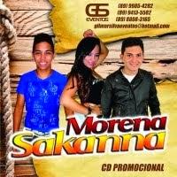 Forrozão Morena Sakanna