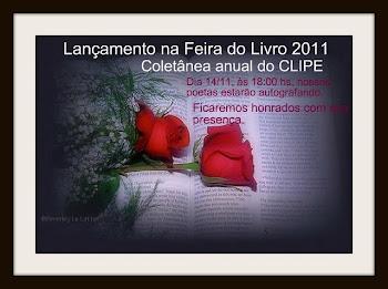 CONVITE PARA A FEIRA DO LIVRO 2011