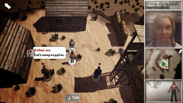 Survivalist PC Games Gameplay