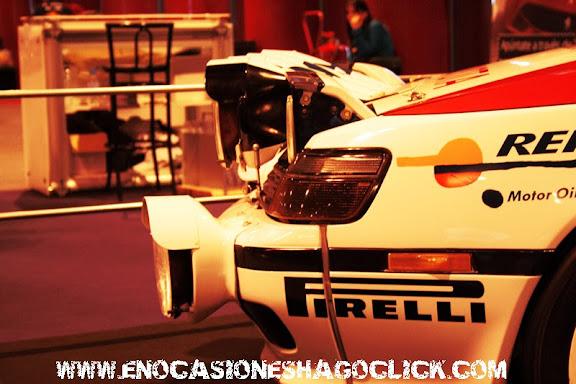 Toyota Celica Campeon del mundo de rallyes Carlos Sainz