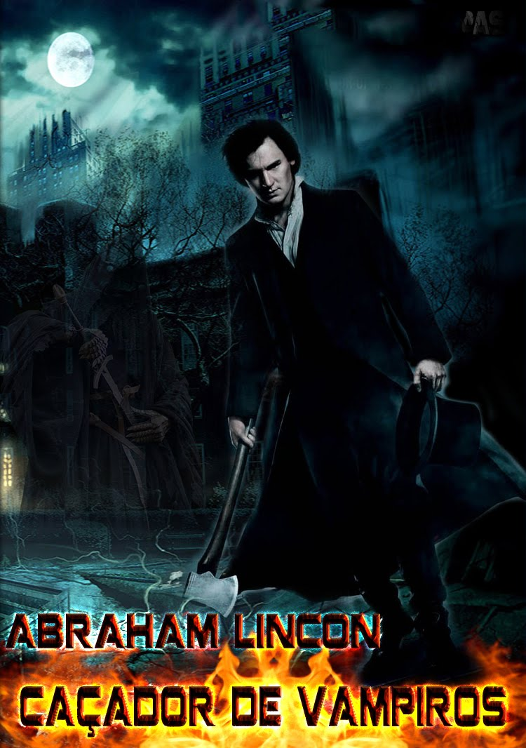 Abraham Lincoln: Caçador de Vampiros Dublado 2012