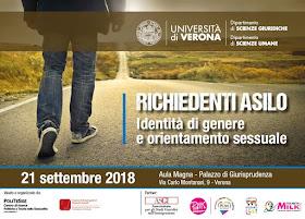 Convegno Università di Verona - 21.9.2018