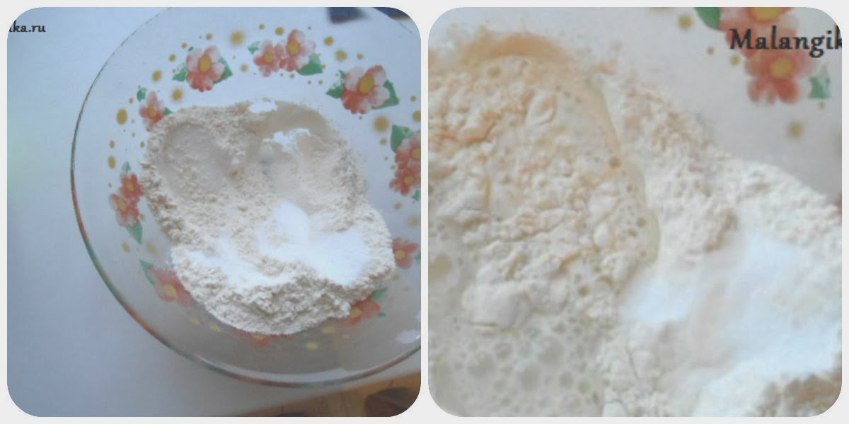 соленое тесто