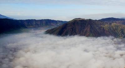 Wisata diatas awan B29 Lumajang.