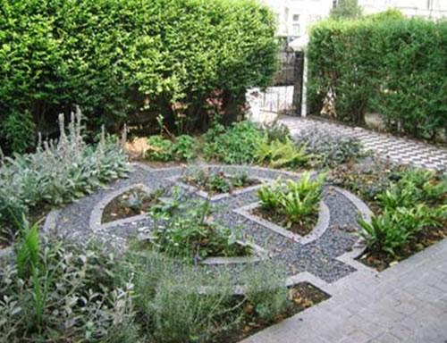 Victorian Garden Design Style