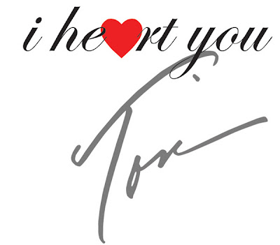Toni Braxton - I Heart You Lyrics