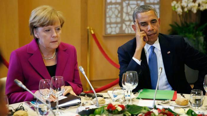 Skandal Spionase Hambat Hubungan Jerman-AS