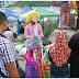 Pasar Malam Brinchang di musim cuti sekolah March 2015