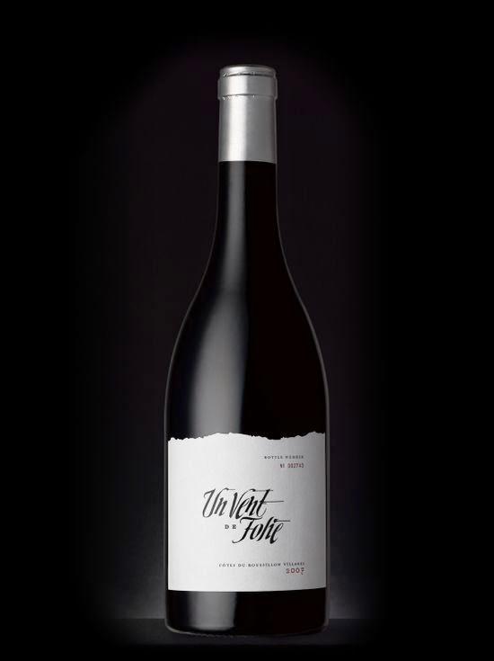 bottiglia etichette vino rosso follia packagingdesign mktg grafica naming ricerca nome