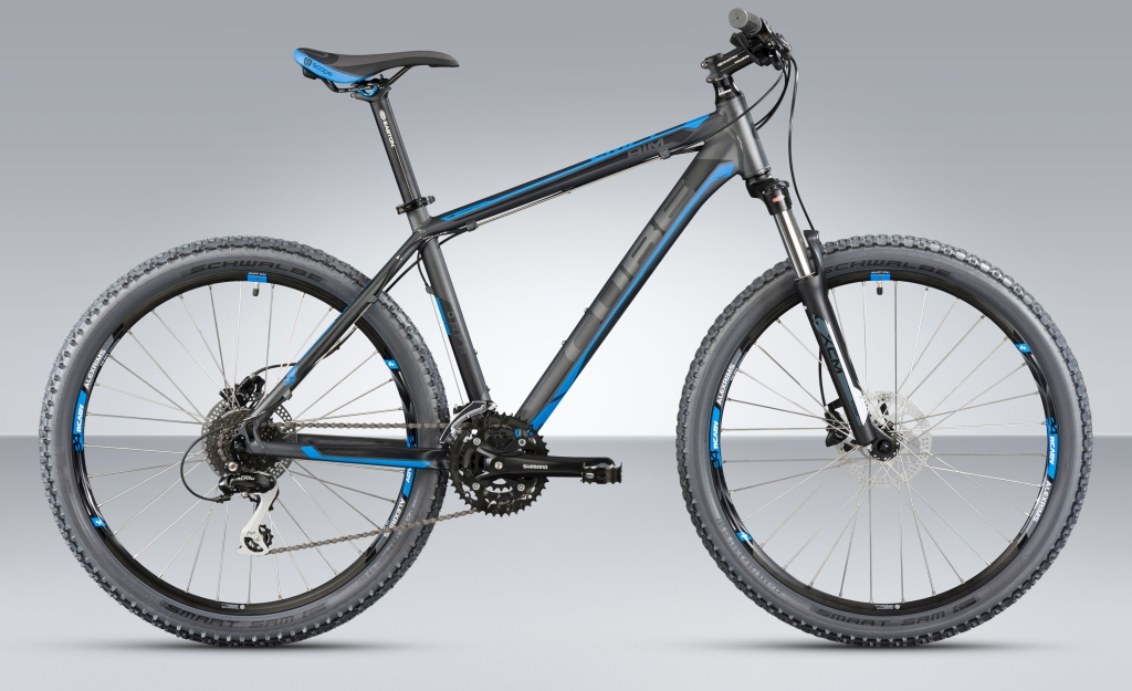 Fahrrad-Fahndung: CUBE Aim Disc 2012 - Grau-blaues Mountainbike am ...