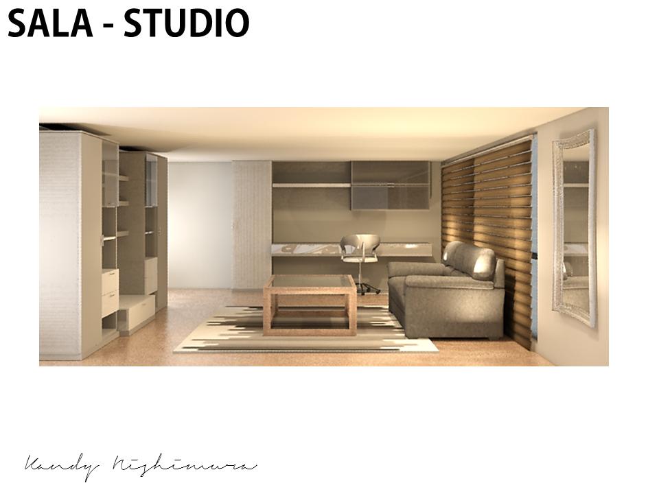 Sala Comedor Pequeño Diseño : Diseño de sala comedor pequeño kandy nishimura