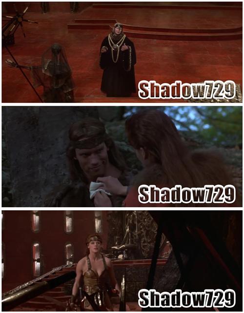 Red Sonja | El Guerrero Rojo(1985) 720p, Dual, Mega, Uptobox