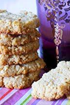 Scheherazade's Coconut Cookies