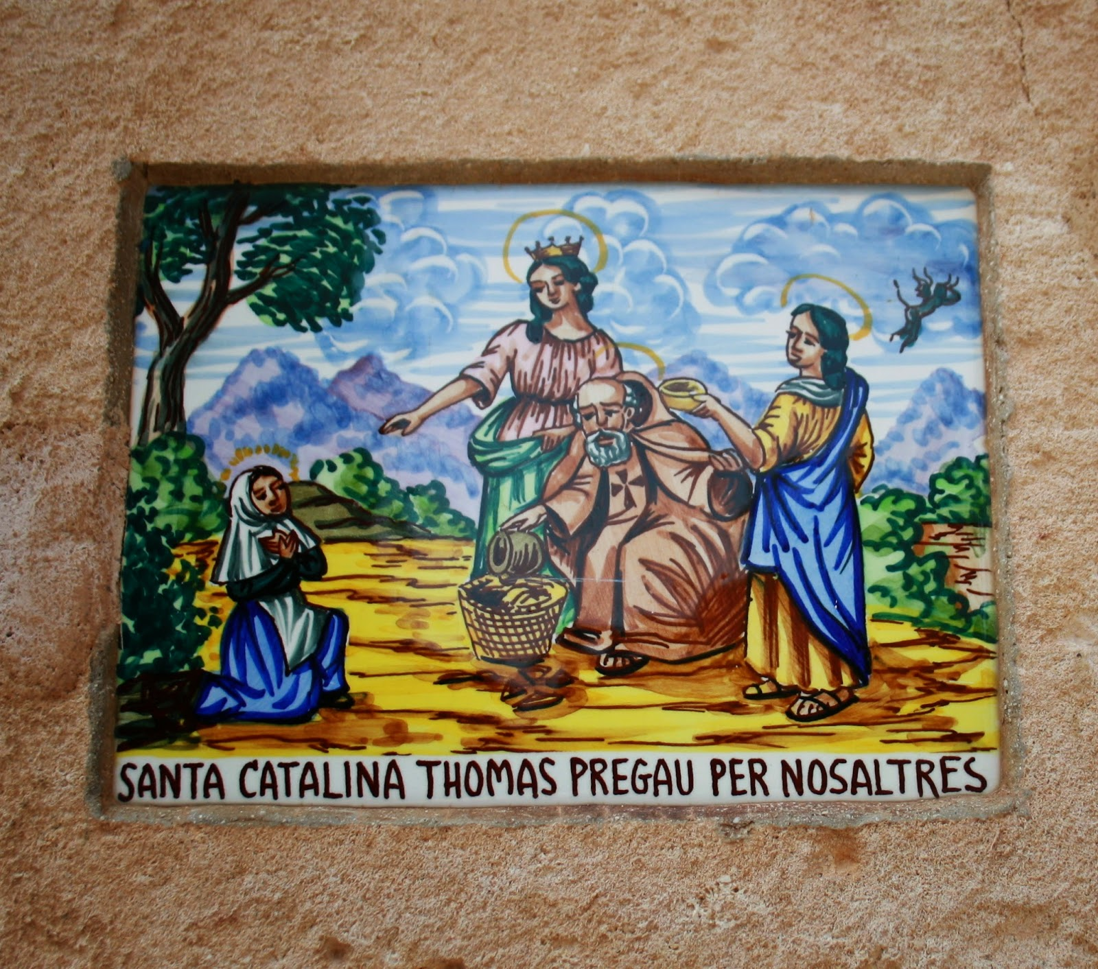 santa catalina tomas valldemossa