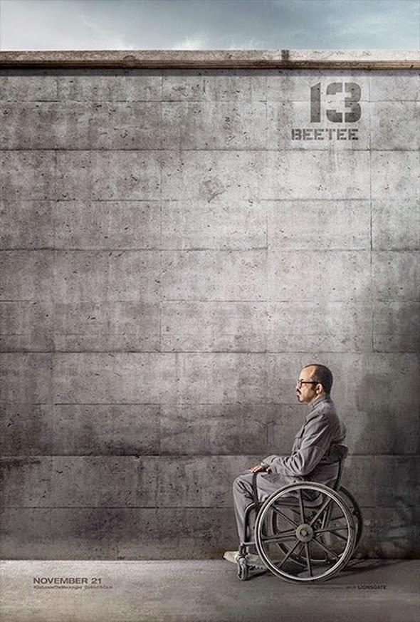 Poster viral Distrito 13 para Juegos del Hambre: Sinsajo Parte 1 - Beetee