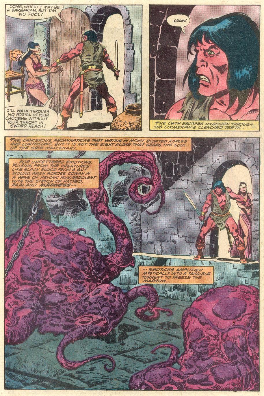 Conan the Barbarian (1970) Issue #117 #129 - English 13
