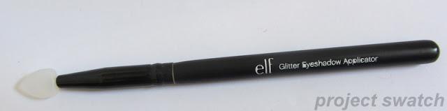 ELF Glitter Eyeshadow Applicator