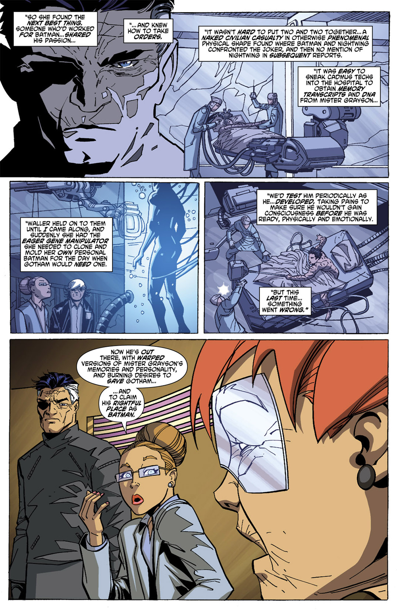 Batman Beyond (2010) Issue #5 #5 - English 18
