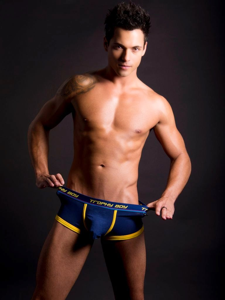 Andrew Christian Trophy Boy Eclipse Boxer Underwear Gayrado