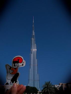 L'edifici més alt del món.