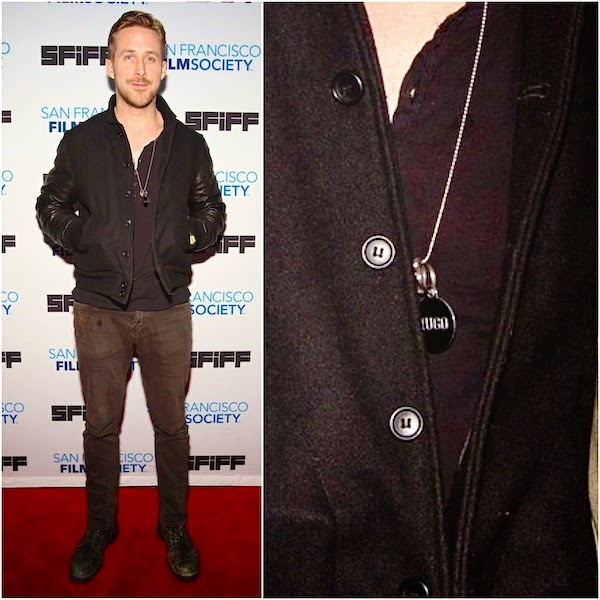 Ryan Gosling attends the premiere of 'White Shadow' in San Francisco International Film Festival on May 6, 2014 in San Francisco, California