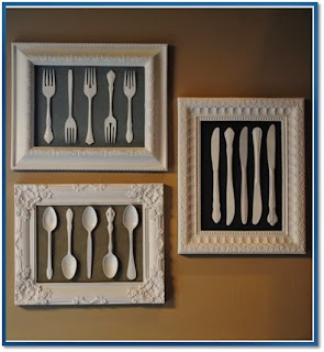 Recycled/Repurposed Cutlery