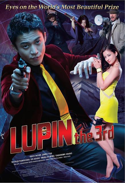 Lupin III film 2014 recensione