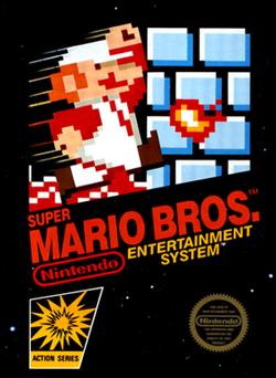 Nintendo - Super Mario Bros.