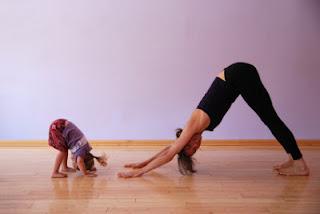 nutana community association parent and tot yoga