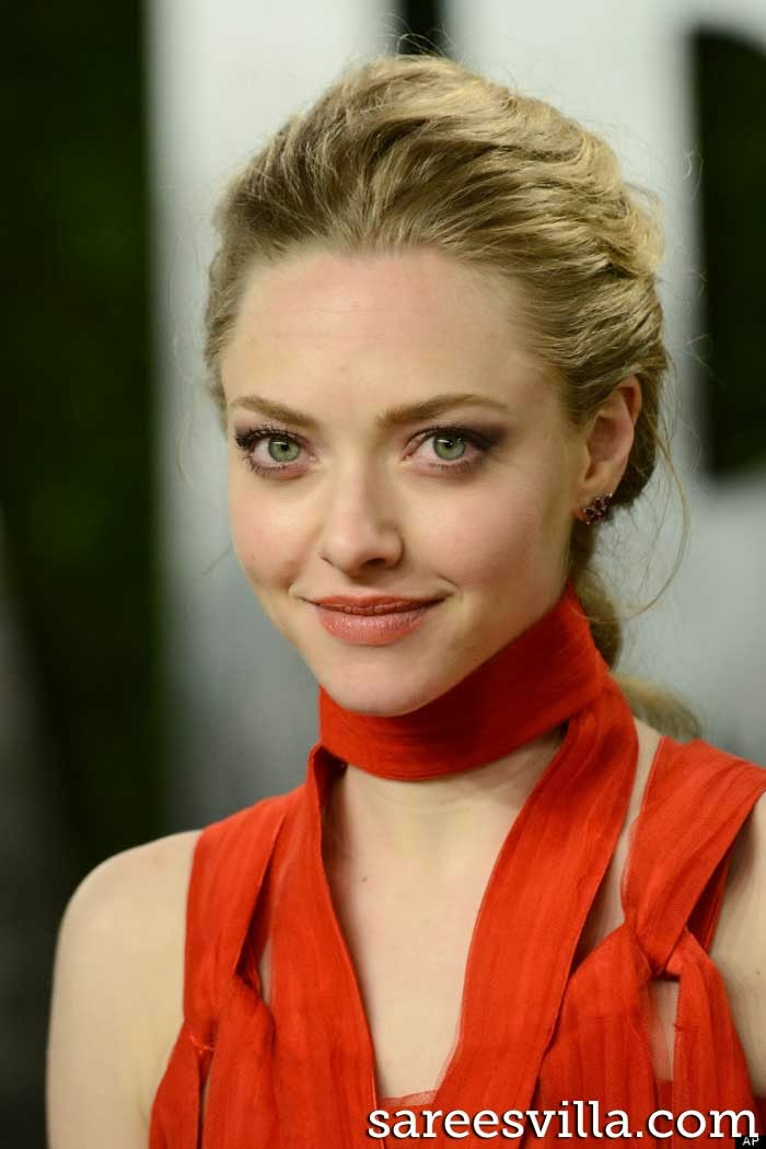 American actress, singer and model Amanda Seyfried