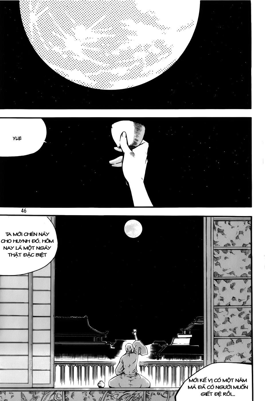 Witch Hunter – Thợ Săn Phù Thủy chap 60 page 23 - IZTruyenTranh.com
